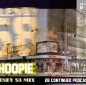 2B Continued Podcast 29 Choopie Allenby 58 mix Israeli Djs Tel Aviv Nightlife Back Cover