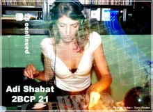2B Continued Podcast 21 Adi Shabat Israeli Djs Nightlife Tel Aviv