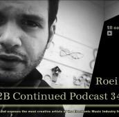 2B Continued Podcast 34 Roei wv best Israeli djs