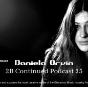 2B Continued Podcast 35 - Daniela Orvin