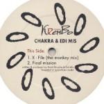 Chakra & Eddie Mis - X-File