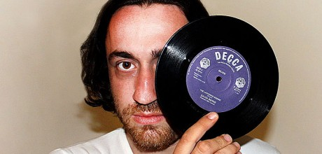 David Gold founder and CEO of Vinyl Israel, VINYL.CO.IL is an online record store