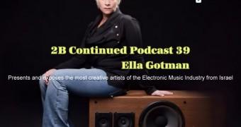 Ella Gotman - 2B Continued Podcast 39 - Best Israeli Djs - Legend