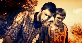 """Camel Drop Crew are  Adam Mados ''Scarz""""  and Mark Vilther ''Munchiez"""" - Brings the breakbeat to the South"""