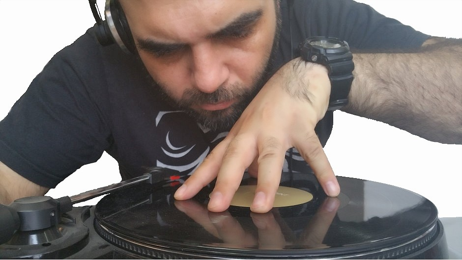 Rabih Boukhary Composer and Producer of electronic music. Ophir Award Winner. 2B Continued press 2015